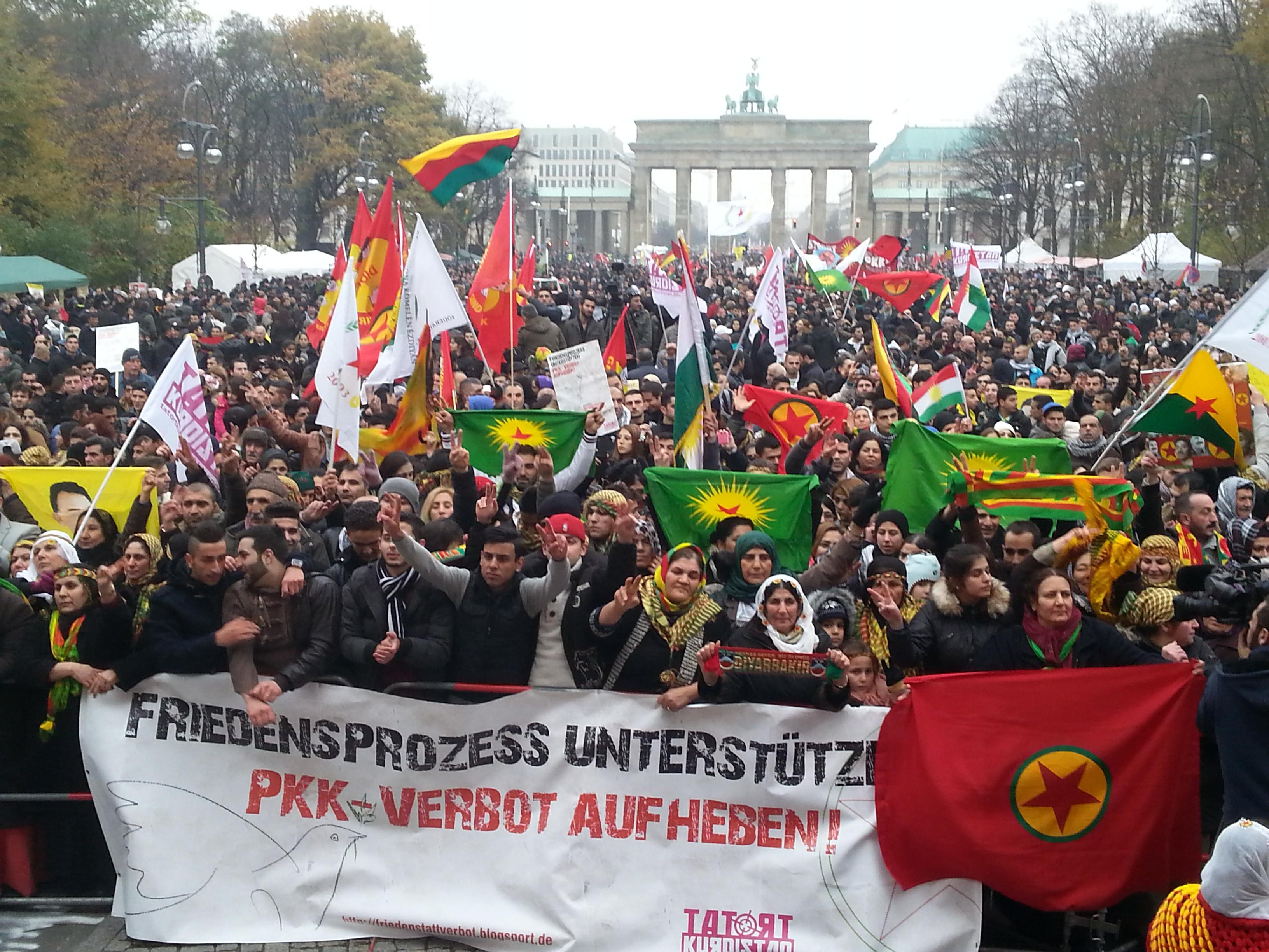 türkei kurdistan konflikt referat
